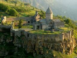 Экскурсии Татев / Tatev Monastery