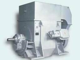 Электродвигатель 2АДО 400/250, 400/250 кВт 1000/740 об