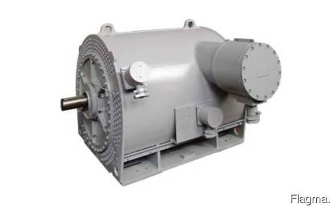 Электродвигатель ВАО2 450, 400 кВт, 3000 об/мин, 6000V