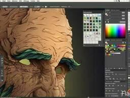 Illustrator daser dasntacner