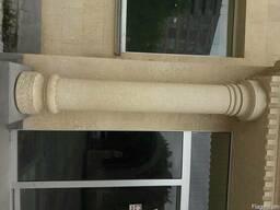 Колонны из натурального камня - фото 4