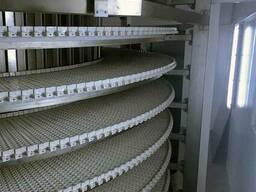 Конвейер спиральный для заморозки продуктов и полуфабрикатов - photo 2