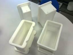 Микроперфорированные формы для изготовления сыра