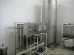 Оборудование для очистки воды 19 л. б/у. Срочно!