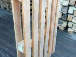 Поддон, паллет деревянный 800х1200,1000х1200 нов. и б/у - фото 4