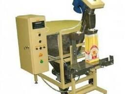 Весовой дозатор для муки, полуавтомат для фасовки муки