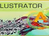 Adobe Illustrator grafikakan dizayni cragrer - фото 1