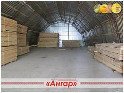 Ангары полигональные для хранения с/х продукции, зерна - фото 4