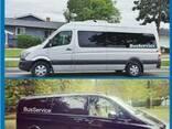 Аренда микроавтобус и минивен - фото 1