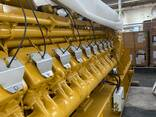 Б/У дизель-генератор CAT-7400 MS, 5200 Квт, 2011 г. в - photo 3