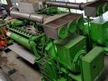 Б/У газовый двигатель Jenbacher J 620 GS-NL, 2009 г - photo 8