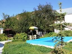 Действующий гостинный дом в Анкаване