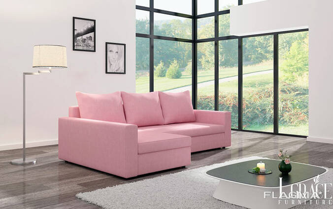 Անկյունային բազմոցներ -диваны - L'Grace Furniture