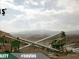 Дробильно сортировочные установки Сейташ (Seytas Makina) - фото 3