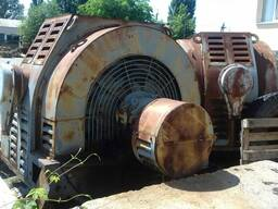Электродвигатель СДН 2-17-56-8 2000квт 750об 6000В - фото 3