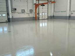 Эпоксидные наливные полы Helltech floor 3025 self levelling - photo 4