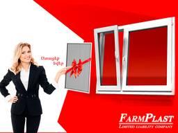 Պատուհաններ և դռներ - evro patuhan - Farmplast