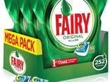 FAIRY - моющее средство таблетки для посудомоечной машины, - фото 4