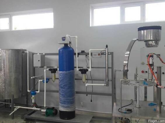Фильтры . . . . Оборудование для наполнения жидкостей