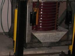 Индукционная сталеплавильная печь ИСТ-0,5