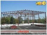 Изготовление прямостенных металлических зданий - photo 1