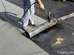 Izogam - ջրամեկուսացման աշխատանքներ