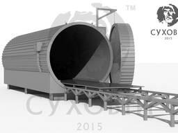 Камера для термомодификации древесины - photo 2