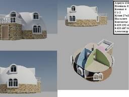Купольные дома из пенаполистирола за 3-5 месяцев - фото 6