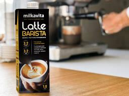МолокоLatte Barista - фото 1
