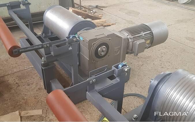 Лебедка скипового подъемника для шахтной печи типа ИПШ
