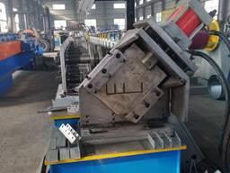 Линия для производства кабельного лотка в 2021 году заводе Китая