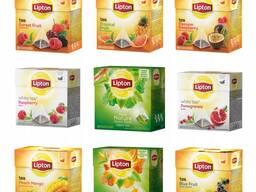 Lipton - липтон -  чай полный ассортимент