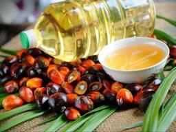 Масло пальмовое рафинированное RBD