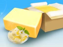 Масло сладкосливочное, в/с, 82, 5%. Sweet cream butter,