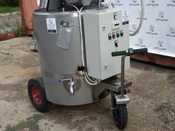 Молочное такси (мама), Такси с Электроприводом 100-300 литро
