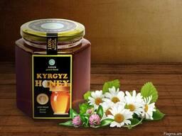 """Натуральный горный мёд """"Kyrgyz Honey"""""""