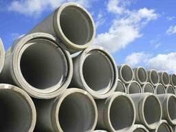 Оборудование для производства бетонных труб, колец.