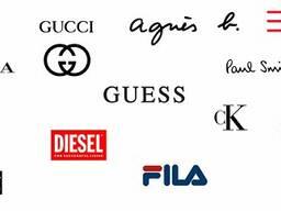 Одежда сток, европейские бренды
