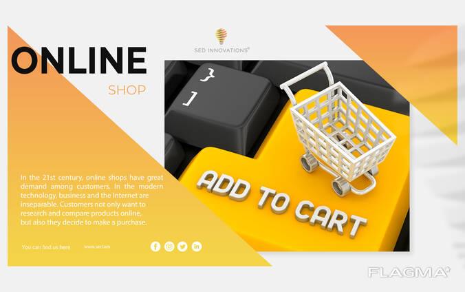 Online shops