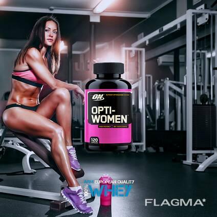 Orginal Multivitamin Opti Women - Optimum Nutrition USA 60 C
