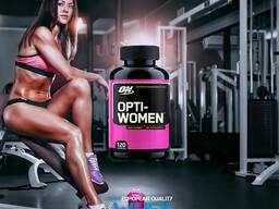 Orginal Multivitamin Opti Women - Optimum Nutrition USA 60 C