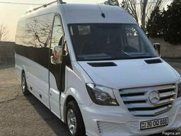 Пассажирские перевозки, микроавтобус, трансфер, аренда