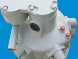 Пневмодвигатели П8-12, П12-12, П13-16, П16-25, ДАР-14, ДАР-3 - фото 4