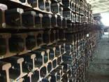 Подержанные рельсы лома R50-65 - фото 3