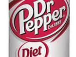 Предлагаю оптовые поставки напитков Dr. Pepper из Европы - фото 2