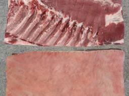 Продаем бекон свиной Испания