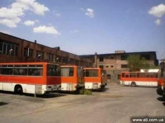 Продается автобусный парк в Ереване