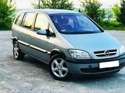 Прокат машины Opel Zafira