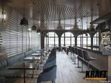 Դիզայներական կախովի առաստաղներ KRAFT արտադրողից (Ուկրաինա) - photo 6