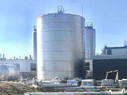 Резервуар нержавеющий 500м3